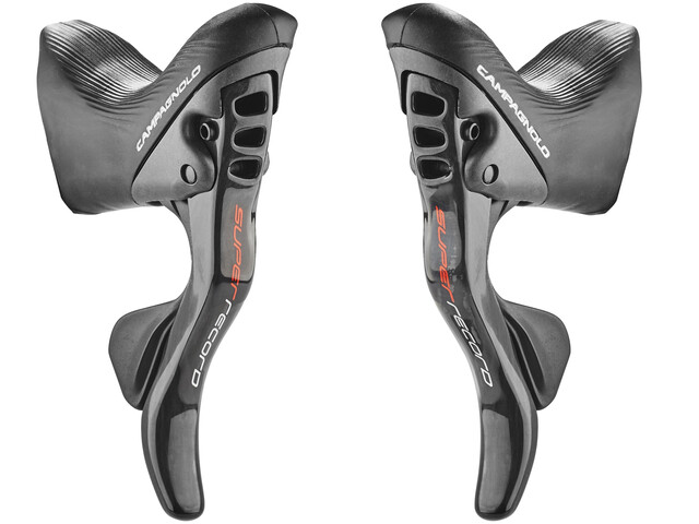 CAMPAGNOLO Super Record Gear Lever Set 2x12-speed black